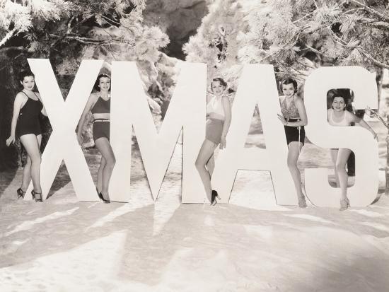 Xmas Greetings--Photo