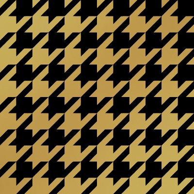 Xmas Houndstooth 5-Color Bakery-Giclee Print