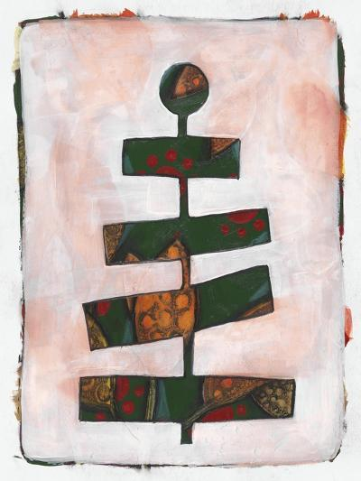 Xmas Tree 2-Maria Pietri Lalor-Giclee Print