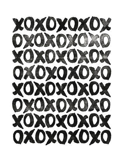 XOXO-Brett Wilson-Art Print