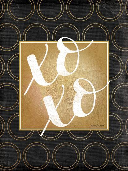 XOXO-Jennifer Pugh-Art Print