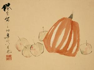Pumpkins by Xu Gu