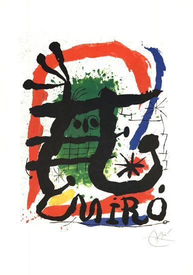 XXE-Joan Mir?-Art Print