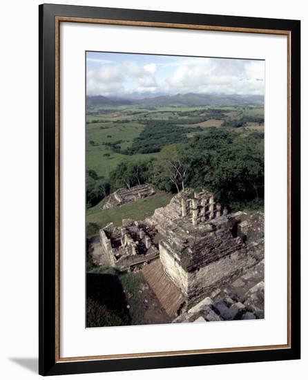 Yachilan, Mayan Ruins, Mexico-Alexander Nesbitt-Framed Photographic Print