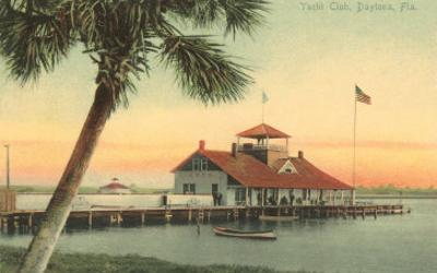 Yacht Club, Daytona, Florida