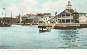 Yacht Club, Newport, Rhode Island