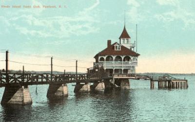 Yacht Club, Pawtuxet, Rhode Island
