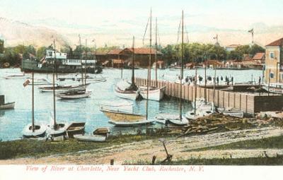 Yacht Club, Rochester, New York