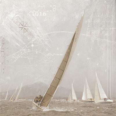 Yachting I-Enrico Sestillo-Art Print