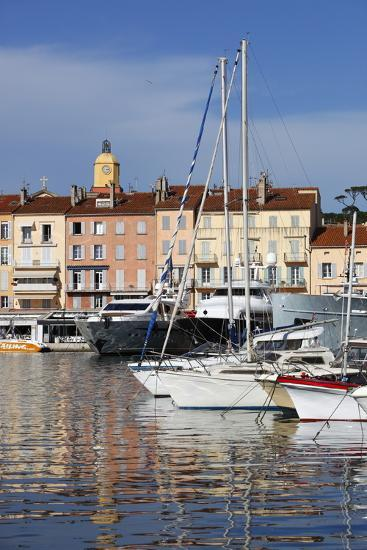 Yachts in Harbour of Old Town-Stuart Black-Photographic Print