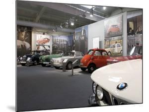 Bmw Car Museum, Munich, Bavaria, Germany by Yadid Levy