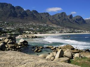 Camps Bay, Cape Town, South Africa, Africa by Yadid Levy