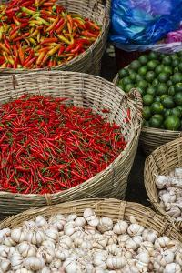 Can Tho Market, Mekong Delta, Vietnam, Indochina, Southeast Asia, Asia by Yadid Levy