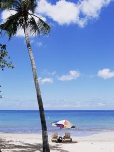 Chac Beach, Near Castries, St. Lucia, Windward Islands, West Indies, Caribbean, Central America by Yadid Levy