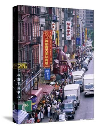Chinatown, Manhattan, New York, New York State, United States of America, North America