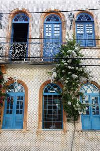 Colonial Buildings in Carmo District Right Next to Pelourinho, Salvador (Salvador de Bahia), Brazil by Yadid Levy
