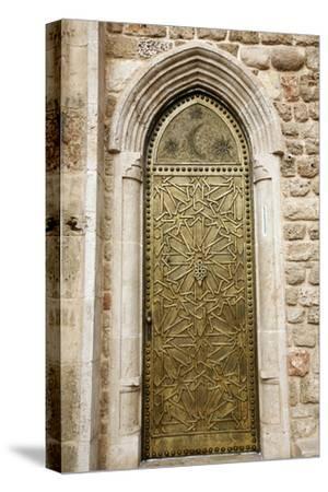 Door Detail at Old Jaffa, Tel Aviv, Israel, Middle East