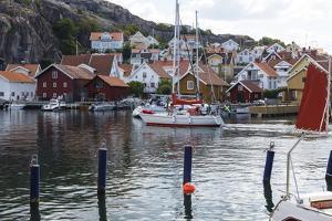 Fjallbacka, Bohuslan Region, West Coast, Sweden, Scandinavia, Europe by Yadid Levy