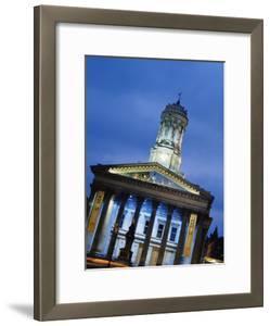 Glasgow Gallery of Modern Art, Glasgow, Scotland, United Kingdom, Europe by Yadid Levy
