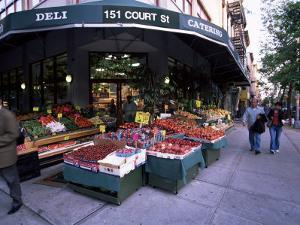 Grocery Shop, Brooklyn, New York, New York State, USA by Yadid Levy