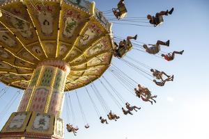 Grona Lund Amusement Park, Djurgarden, Stockholm, Sweden, Scandinavia, Europe by Yadid Levy