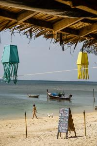 Klong Khong Beach, Ko (Koh) Lanta, Thailand, Southeast Asia, Asia by Yadid Levy