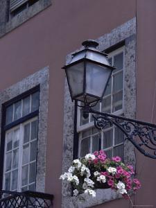 Lantern, Lisbon, Portugal by Yadid Levy