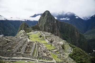 Machu Picchu, UNESCO World Heritage Site, Peru, South America