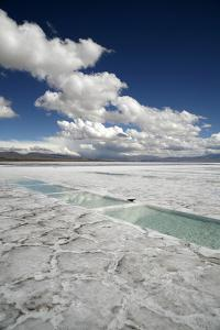 Salinas Grandes, Jujuy Province, Argentina, South America by Yadid Levy