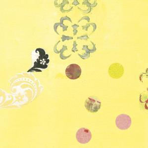 Delightful in Creamery Yellow II by Yafa