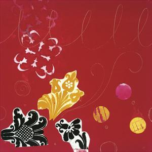 Red Velvet Delight II by Yafa