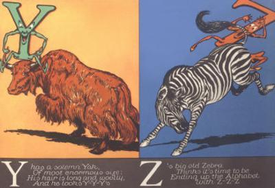 Yak and Zebra