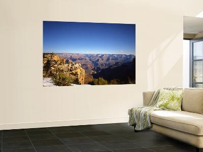 Yaki Point, Grand Canyon National Park, Arizona, USA-Bernard Friel-Wall Mural