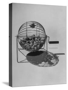 Bingo Cage by Yale Joel