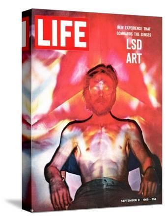 LSD Art, September 9, 1966