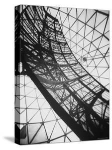 Nike Hercules Radar Antennas at Bell Military Division by Yale Joel