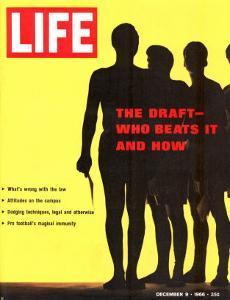 The Draft: Who Beats it and How, December 9, 1966 by Yale Joel