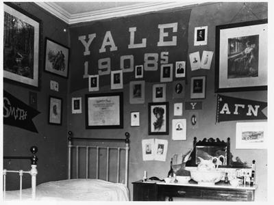 Yale University Bedroom