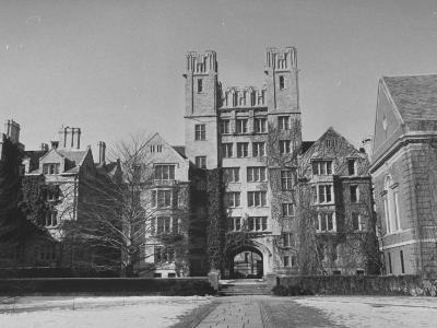 Yale University-Peter Stackpole-Photographic Print