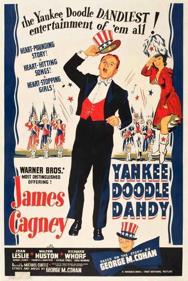 Yankee Doodle Dandy, 1942--Giclee Print