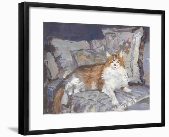 Yankee-Peter Snyder-Framed Giclee Print