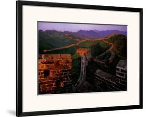 The Great Wall of China by Yann Layma
