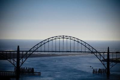 Yaquina Bay Bridge I-Erin Berzel-Photographic Print