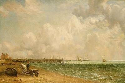 Yarmouth Jetty-John Constable-Giclee Print