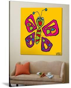 Butterfly by Yaro