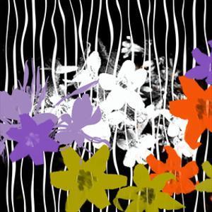 Blossoming Garden II by Yashna