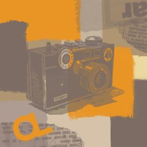 Old Camera I by Yashna