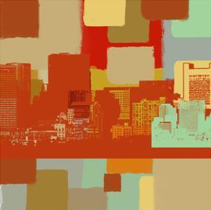 Ultra Modern City by Yashna
