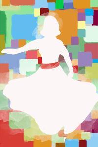 White Dress by Yashna
