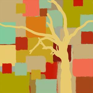Yellow Tree I by Yashna